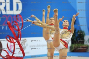 FIG Rhythmic Gymnastic World Cup 2011 10