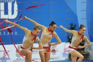 FIG Rhythmic Gymnastic World Cup 2011 11