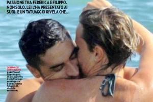 Filippo Magnini e Federica Pellegrini 2