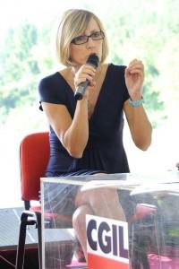Simona Ricci Cgil
