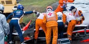 Incidente Bianchi (foto tratta dal web)