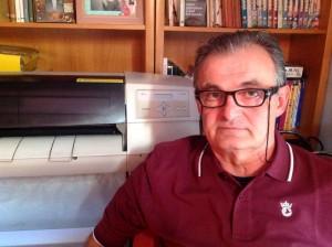 L'architetto Maurizio Giannotti