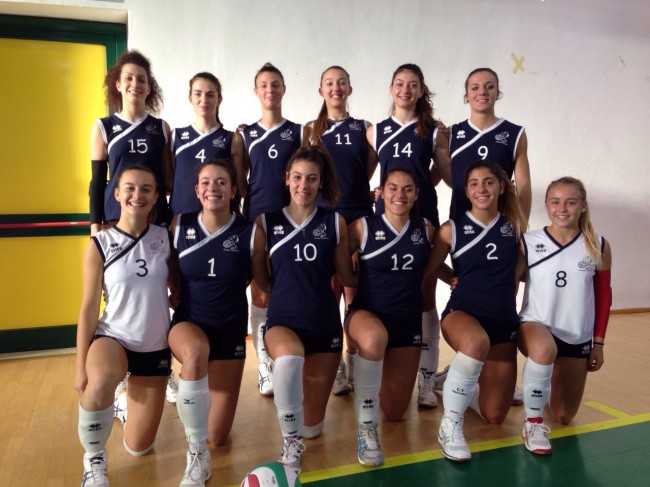 Volley Pesaro Serie C 2014-15