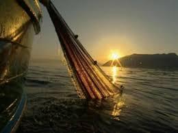rete pescatore