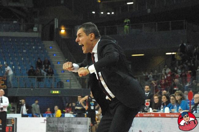 Vuelle contro Roma foto Danilo Billi