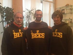Sartini, Ricci e Morelli