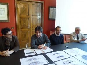 La conferenza stampa di presentazione del progetto sul calore