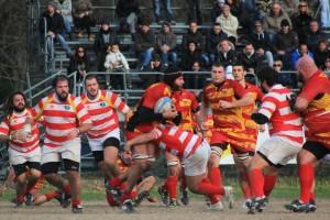 Pesaro rugby: Jaouhari, tre mete per lui oggi