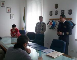 Protocollo d'intesa fra Capitaneria di Porto e Croce Rossa