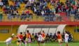 Calcio giovanile al campo della società Vismara-Cattabrighe
