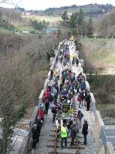 Fano-Urbino, ferrovia dimenticata non da tutti