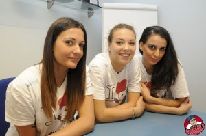 Volley Pesaro e Cucò costumi