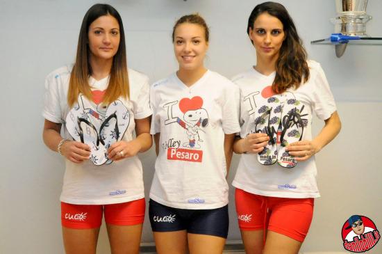 Volley Pesaro e Cuco