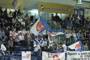 Volley Pesaro tifosi