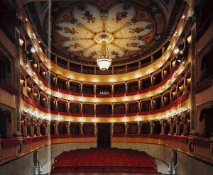 Il teatro Sanzio