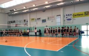 La Volley Pesaro provinciale under 18 tra Volley Pesaro e Team Gabicce 80