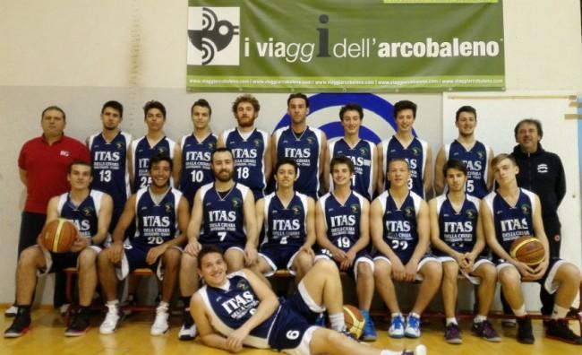 Basket Giovane 2015