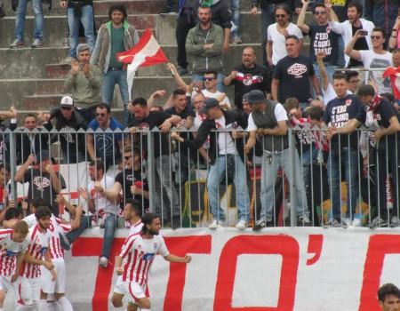 Bugaro gol a Fano