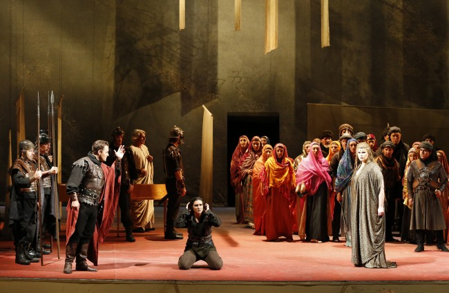 "Rof 2014: ""Aureliano in Palmira"""