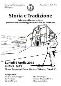 Montemaggiore al Metauro, Storia e tradizione