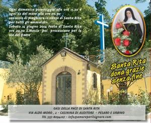 L'Oasi della Pace di Santa Rita