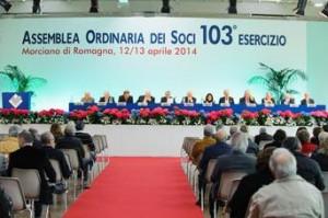 L'assemblea della Banca Valconca