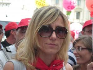 Simona Ricci, segretario generale Cgil Pesaro e Urbino