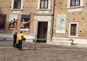 Sky a Urbino