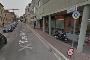 Viale XXIV Maggio: foto tratta da Google Maps