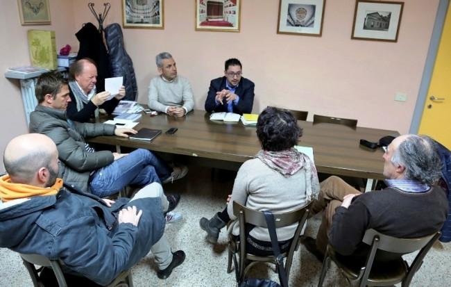 Tagliolini incontra i sindaci del Montefeltro