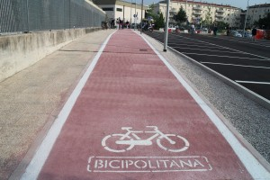 Pista ciclabile alla Celletta