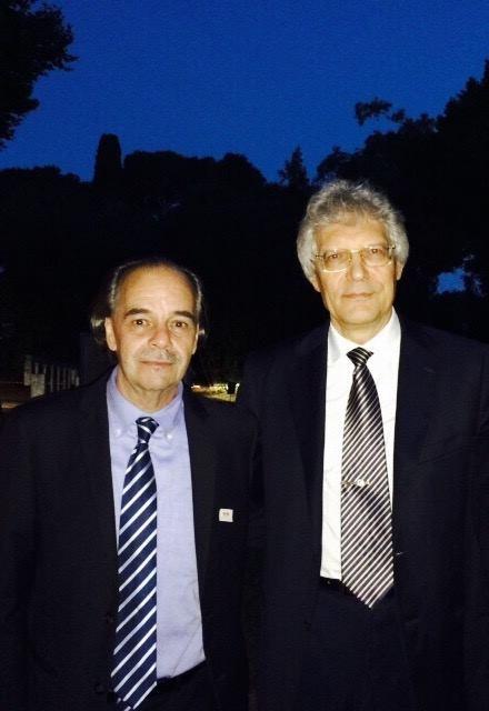 Mauro Murgia e Serghei Rozov
