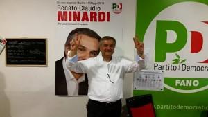 Minardi eletto in Regione