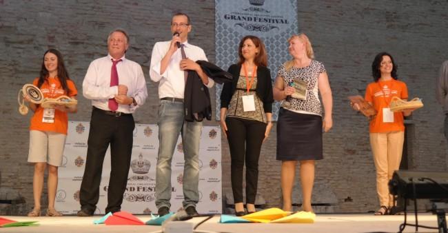 Sabato 6 a Rocca Castanza esibizione dei premiati Grand Festival.doc