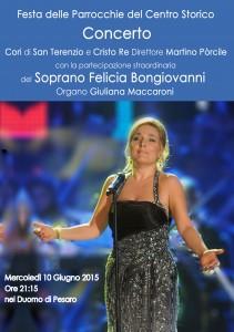 Felicia Bongiovanni in Duomo