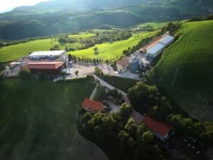 Cooperativa Girolomoni a Montebello