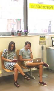 Wi-fi gratuito alle Poste di Pesaro