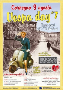 Vespa Day a Carpegna