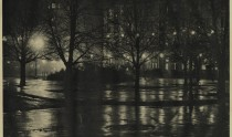 Alfred-Stieglitz_Reflections-night_1895