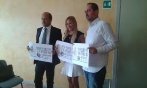 Amerigo Varotti, Dalila Scatassa e Daniele Vimini