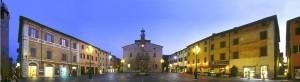 Cagli piazza Matteotti