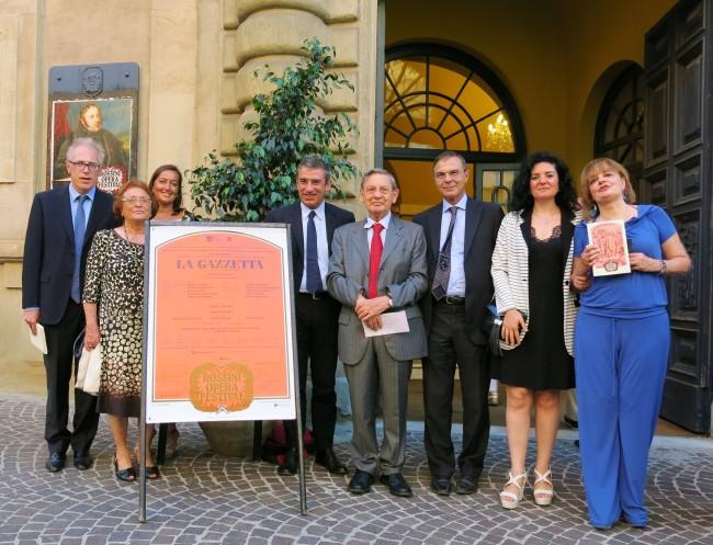 Giandomenico Di Sante e i suoi ospiti al Rossini Opera festival