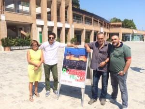 Presentazione Festa dell'Unità di Urbino