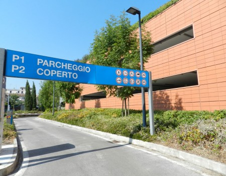 Parcheggio Vanvitelli Fano