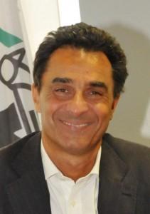 L'assessore regionale al turismo, Moreno Pieroni