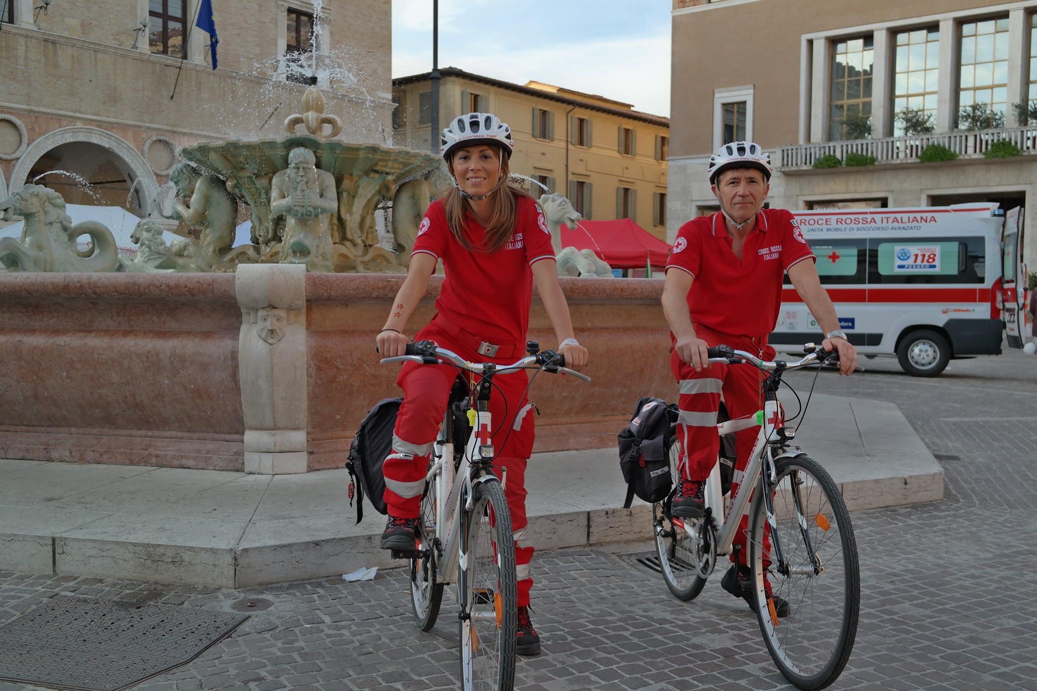 Croce Rossa Di Pesaro Servizi Potenziati Per Il Ferragosto
