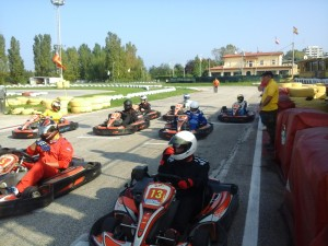 Gran Premio Kart Scuderia Ferrari club Pesaro, 2° trofeo Cars