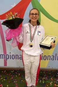 Alessia Valenti premiata