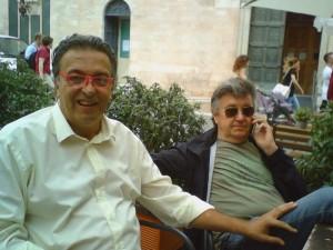 Antonio Rey Topi con Bobby Solo