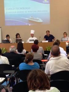 Cuoco di bordo: presentato il corso